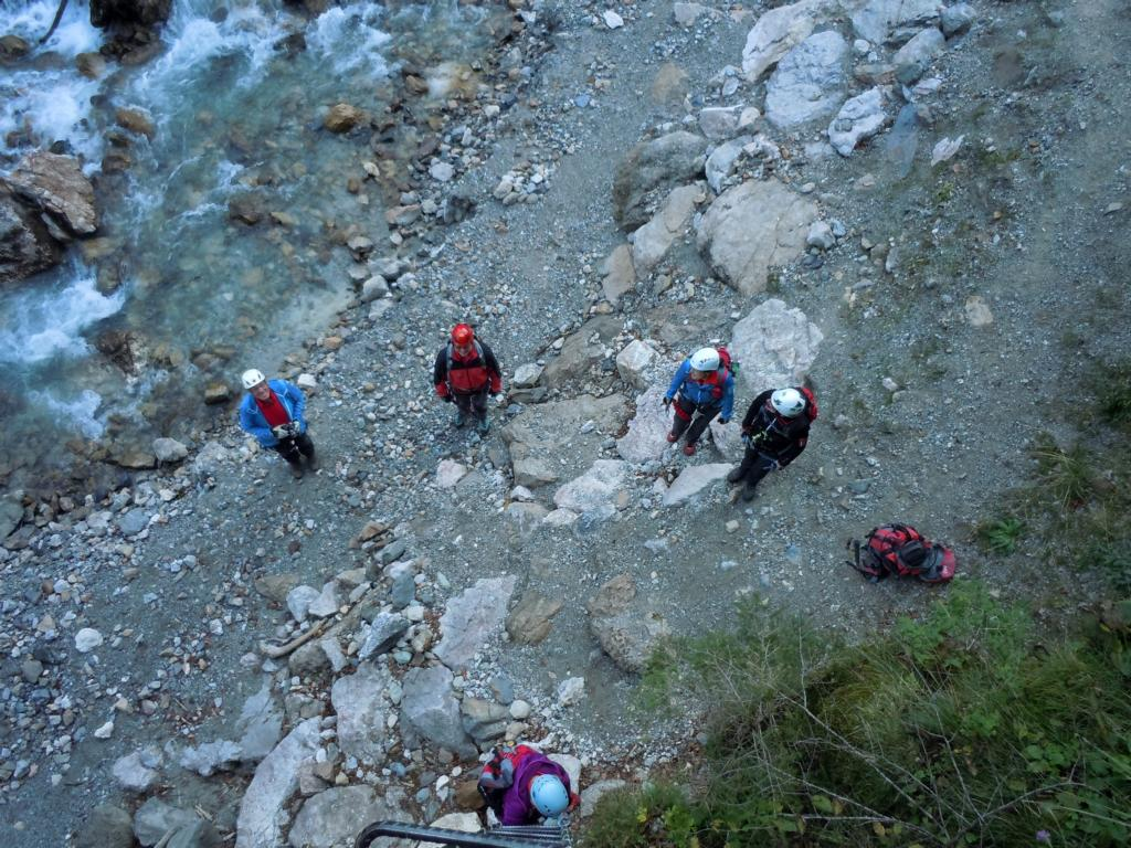 Klettersteig Johnsbach : Ortsgruppe ybbsitz alpenverein