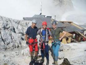 Klettersteig Johann Topo : Der johann klettersteig alpenverein