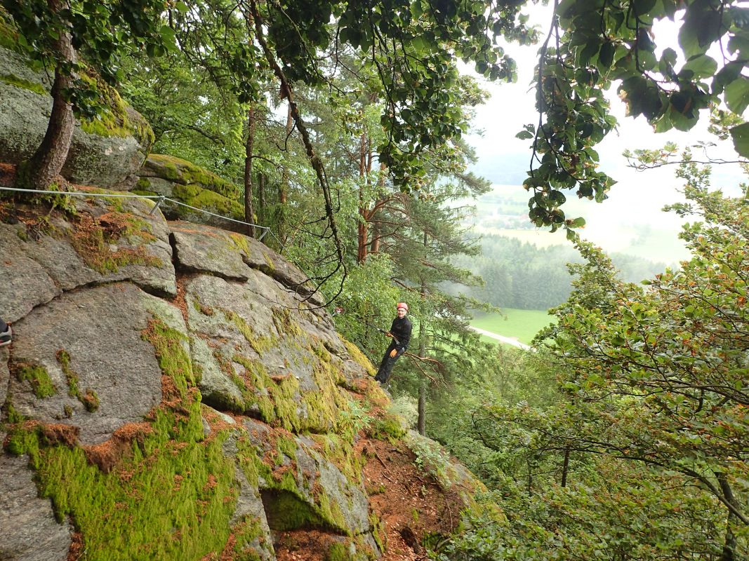 Klettersteig Eitweg : Klettersteig eitweg alpenverein