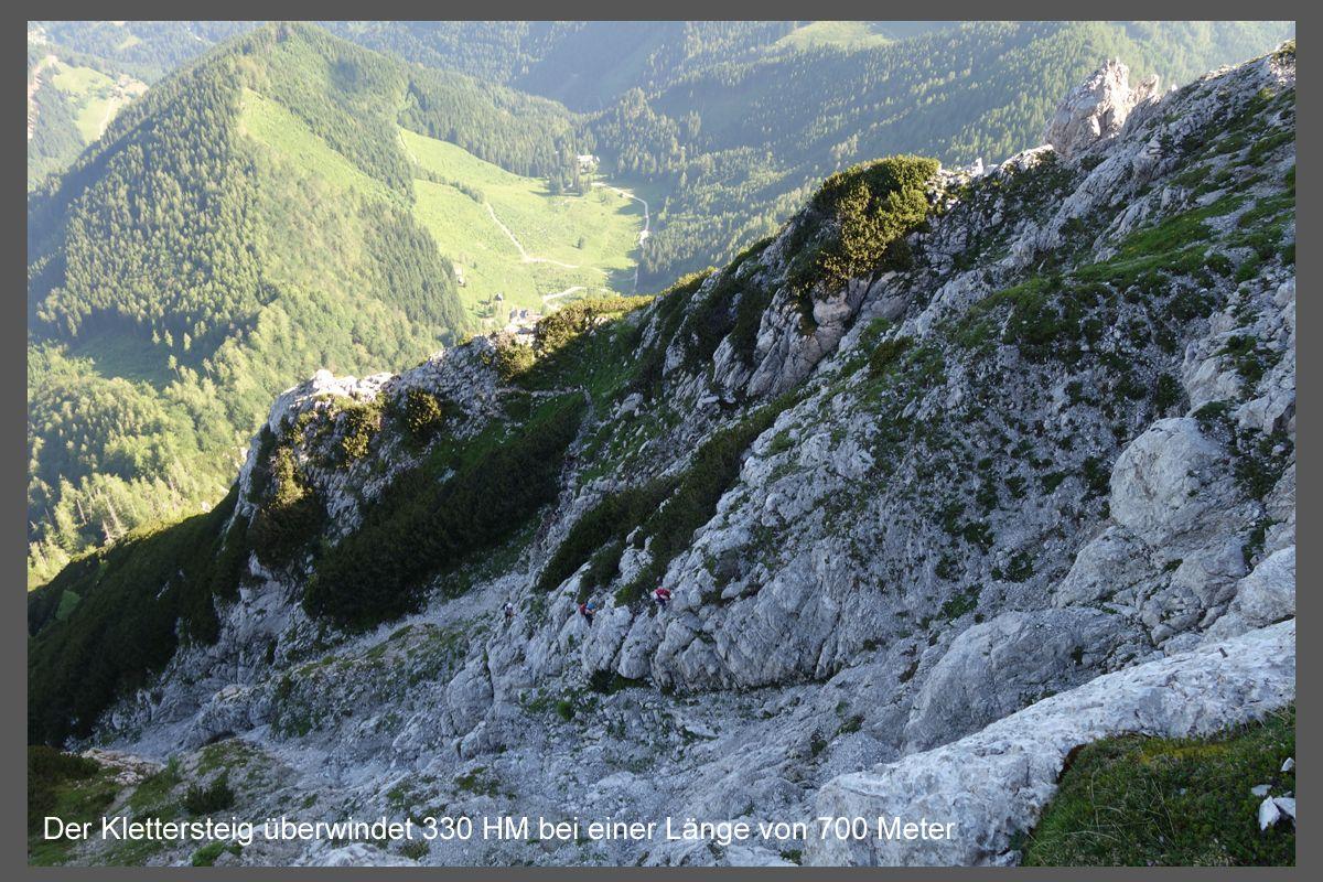 Klettersteig Lärchenturm : Hegyvilág online klettersteig lÄrchenturm